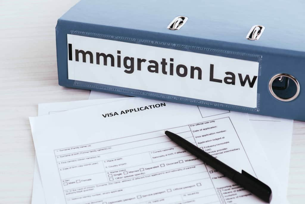 Chinese immigration lawyer