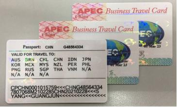 APEC Business Travel Card immigration lawyer melbourne